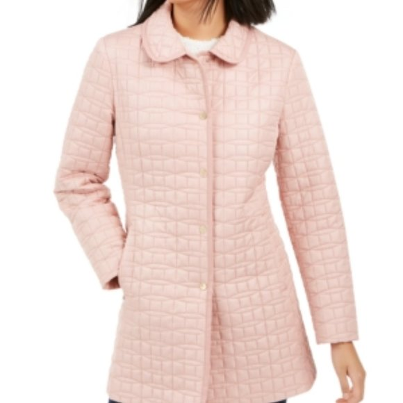 Kate Spade New York Quilted Jacket Sz S